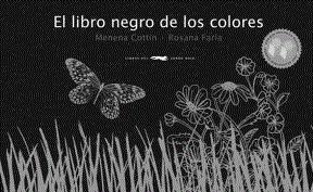 Papel EL LIBRO NEGRO DE LOS COLORES