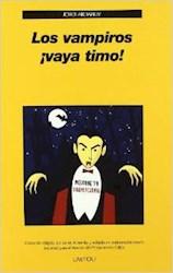 Libro Los Vampiros Vaya Timo!