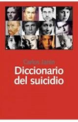 Papel DICCIONARIO DEL SUICIDIO