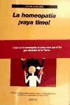 Libro La Homeopatia Vaya Timo !