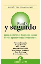 Papel PUNTO Y SEGUIDO
