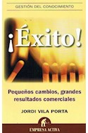 Papel EXITO PEQUEÑOS CAMBIO GRANDES RESULTADOS COMERCIALES (GESTION DEL CONOCIMIENTO)