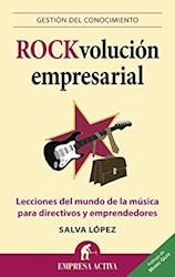 Libro Rockvolucion Empresarial