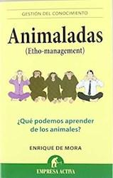 Libro Animaladas