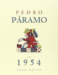 Libro Pedro Paramo En 1954