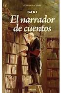 Papel NARRADOR DE CUENTOS (COLECCION CONFABULACIONES 24) (RUSTICA)