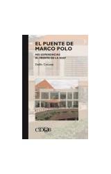 Papel El puente de Marco Polo
