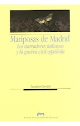 Papel Mariposas de Madrid