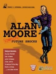 Papel ALAN MOORE FUTURE SHOCKS