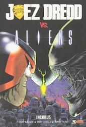 Papel Juez Dredd Vs. Aliens - Incubus