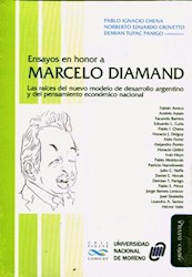 Libro Ensayos En Honor A Marcelo Diamand
