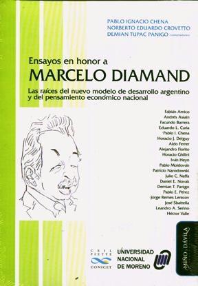 Papel Ensayos En Honor A Marcelo Diamand