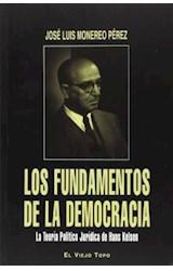 Papel LOS FUNDAMENTOS DE LA DEMOCRACIA