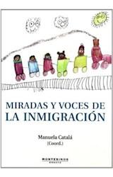 Papel Miradas y voces de la inmigración