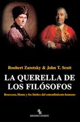 Libro La Querella De Los Filosofos