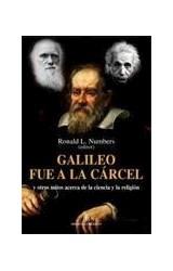 Papel GALILEO FUE A LA CARCEL