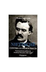 Papel NIETZSCHE CONTRA LA DEMOCRACIA