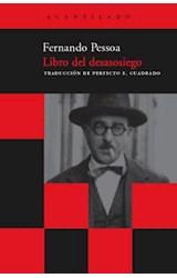 Papel LIBRO DEL DESASOSIEGO