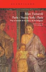 Papel París - Nueva York - París