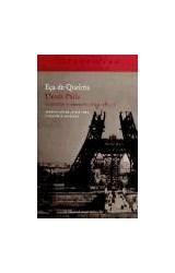 Papel DESDE PARIS (CRONICAS Y ENSAYOS 1893-1897)