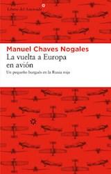 Papel LA VUELTA A EUROPA EN AVION