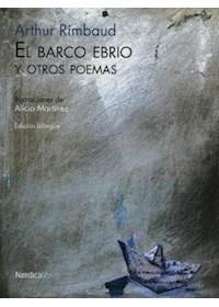 Papel El Barco Ebrio Y Otros Poemas