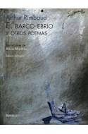Papel BARCO EBRIO Y OTROS POEMAS [ILUSTRADO] (CARTONE)
