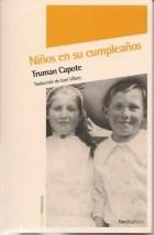 Libro Niños En Su Cumpleaños