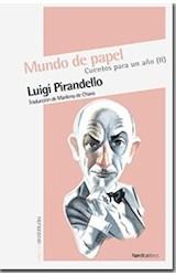 Papel MUNDO DE PAPEL - CUENTOS PARA UN AÑO (II)