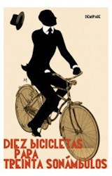 Papel Diez Bicicletas Para Treinta Sonambulos