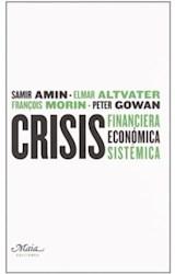 Papel CRISIS FINANCIERA, ECONOMICA, SISTEMICA