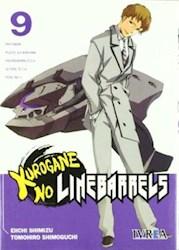 Papel Kurogane No Linebarels 09