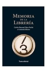 Papel MEMORIA DE LA LIBRERÍA