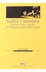 Papel SOMBRAS Y MARIONETAS . TRADICIONES, MITOS Y
