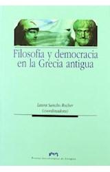 Papel Filosofía y democracia en la Grecia antigua