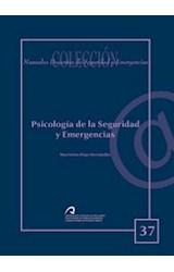 Papel PSICOLOGIA DE LA SEGURIDAD Y EMERGENCIAS