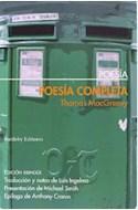 Papel POESIA COMPLETA (MACGREEVY)