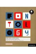 Papel FONTOLOGY FAMILIAS DE TIPOGRAFIAS GRATUITAS (TRILINGUE) [FREE CD MAC-PC]