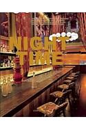 Papel NIGHT TIME DISEÑO INNOVADOR DE BARES Y CLUBS [PLURILINGUE] (CARTONE)