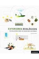 Papel EXTERIORES ECOLOGICOS 50 SOLUCIONES PARA UN HOGAR MAS SOSTENIBLE