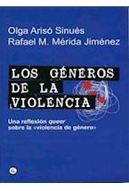 Papel LOS GENEROS DE LA VIOLENCIA