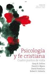 E-book Psicología y fe cristiana