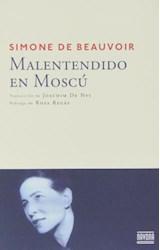 Papel MALENTENDIDO EN MOSCU (COLECCION FICCIONES) (TERCERA EDICION) (CARTONE)