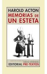 Papel MEMORIAS DE UN ESTETA