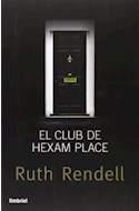 Papel CLUB DE HEXAM PLACE (RUSTICA)
