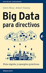 Libro Big Data Para Directivos