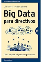 Papel BIG DATA PARA DIRECTIVOS