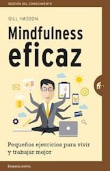 Libro Mindfulness Eficaz