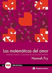 Papel Matematicas Del Amor, Las (Ted)