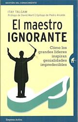 Libro El Maestro Ignorante